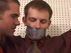 spy tied and gagged