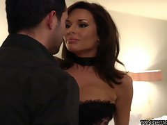 Veronica Avluv Loves To Take Orders and Rough Fucking