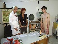 Teachers Spank Students