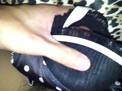cumming on my dreams padded bra (sister&,#039,s new bra)