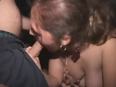 Missy - Busty hooker theater gangbang (ThS02)
