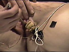 M&,#039,s first urethral orgasm part 1 of 3