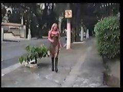 Public Dare Seethru nakedpizzadelivery. com