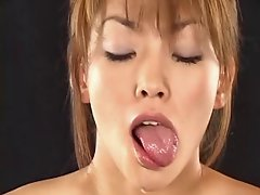 Nice japanese 11 loads swallowed