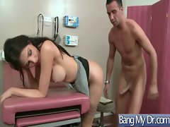 In Doctor Office Pacients Get Hard Sex video-24