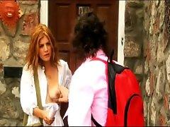Robin Sydney Lesbian Scene From Wicked Lake