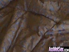 Wet Ass Girl Get Hard Anal Fucked video-34