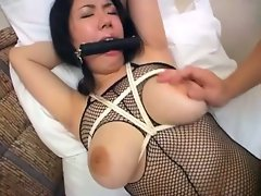 Asian whore toyed and exploited