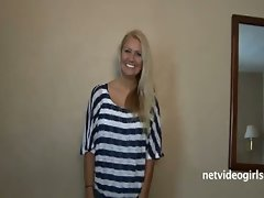 Lynn calendar audition - netvideogirls !