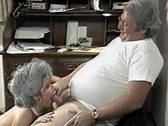 See how this nasty, bastard bitch pamper this old daddy's sex-longed...