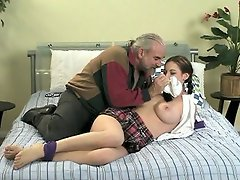 This slut is brand new! This cute and fresh has never been in a...