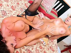 Lesbian Adventures - Older Women Younger Girls...