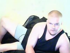 It really doesn't get any hotter than this amateur gay webcam model...