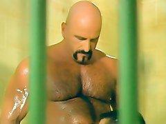 Gay bears Joe Romeo, Dillon Press, Damien and Patric LeGrange go for...
