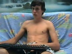 HotBoy18's back for another hot webcam show. He's one of our latest...