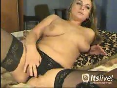 Adelle's an incredibly hot and busty blonde wife who loves the chance...