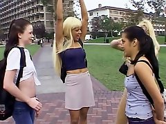 Velvet Rose is slutty sorority chick who is known for sleeping around...