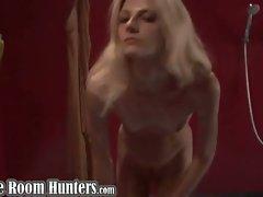 Spycam tits close-ups...