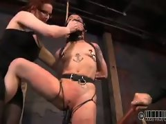 Very few of the girls we bring to RealTimeBondage.com are as intense...