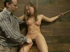 Amateur Casting Couch: Lauren Barnett...