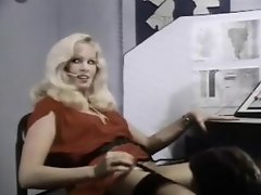 In this classic scene a guy calls his girlfriend at the telephone...