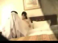 arab weding night