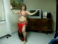 arab Masturbation & dance 2 film in 1
