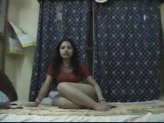 Beutiful Indian Girl Honeymoon Part 2