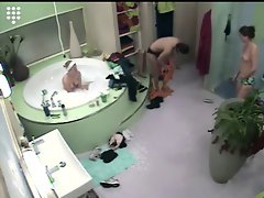 Big Brother NL Hot Blonde Teen Girl strips after sporting