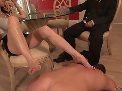 Cuckold Feet Slave