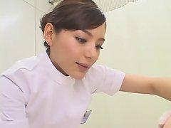 Cute nurse part 4 Rio(censored)