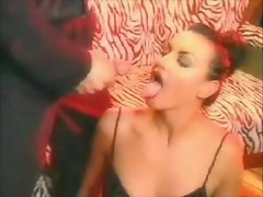 Laura Angel Messy Cumshot Compilation