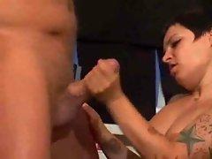 Couple fight then fuck hard!