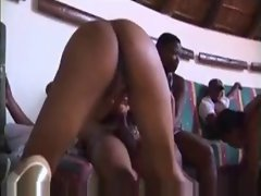 AFRICAN AMATEUR GROUP FUCK