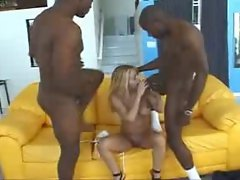 Carmen Luvana Loves Black Cocks