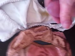 Mother in Law&amp,#039,s dirty panties