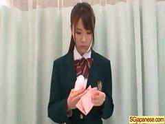 Asian School Girl Get Banged Hard vid-30