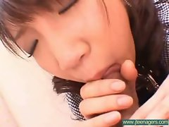 Teen Sexy Asian Girl Get Hard Nail vid-31