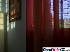 Busty Wife Cheat And Fuck Hard vid-25