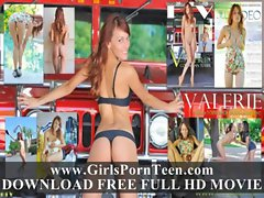 Valerie amateur sexy teen girls full movies
