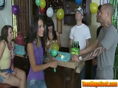 Hot Teens Girls Get Hard Banged video-17