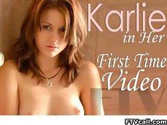 FTV Girls - Amateur natural babe masturbates really nice 33