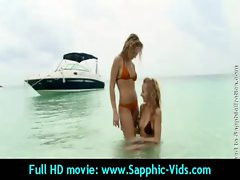 Sexy Young Lesbian Babes Enjoy Oral Sex - Sapphic Erotica 02
