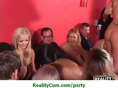 Real hardcore party with naughty girls fucking 10