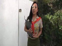 Leslie Sierra facefucked  www.beeg18.com