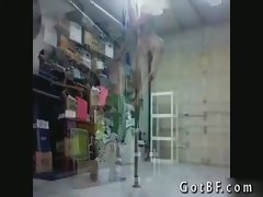 Blonde Twink Pole Dancing 3 by GotBF gay porno