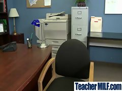Teachers and Students Get Bang In Class video-21
