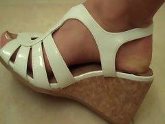 Mommy's feet