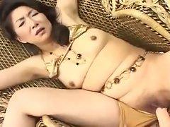 46yr older Vixen Nanako Shimada loves Cum (Uncensored)