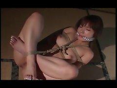 Jap Classic Bondage Lassie